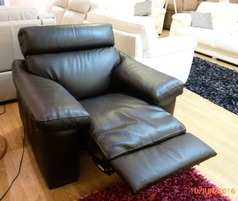 Natuzzi Pavia B909 Electric Recliner Chair Clearance £749 Swansea - Click for more details