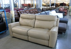 Grenoble Electric recliner 3 seater £799 (CLEARANCE OUTLET) - Click for more details
