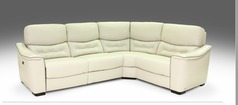 Brighton corner (non reclining)- stone £1399 - Click for more details