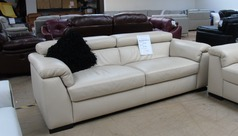BELIZE 3 seater beige £499 (CLEARANCE OUTLET) - Click for more details