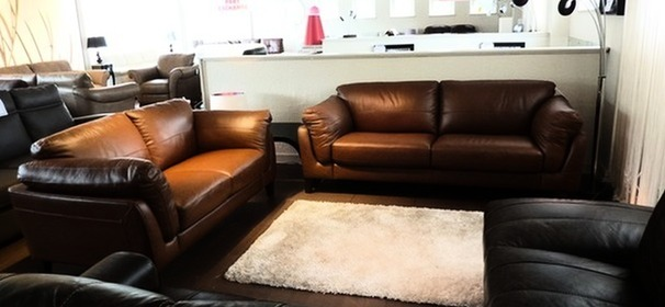 Vigo 3 seater and 2 seater £1899 vintage tan  (SWANSEA)