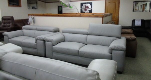 POTENZA 3 seater and 2 seater stone hide (SWANSEA) £1999