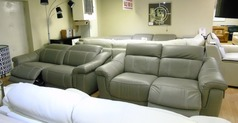Lipari electric recliner 3 seater and 2 seater £2699 (SUPERSTORE) - Click for more details
