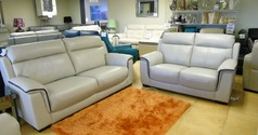 Chippenham 3 seater and 2 seater stone grey £1899 (SUPERSTORE) - Click for more details