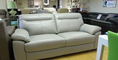 Trento 3 seater grey £499 (SUPERSTORE) - Click for more details