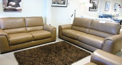 Imola 3 seater and 2 seater mustard £2799 (CARDIFF) - Click for more details