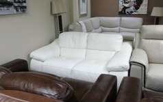 Forme 2 seater sofa Winter white £399 (SUPERSTORE) - Click for more details