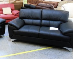 Barlow 2 seater black £249.00 (SUPERSTORE) - Click for more details
