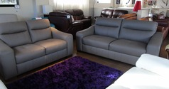 Marinelli  Luxor 3 seater and 2 seater - grey£1499 (SUPERSTORE) - Click for more details