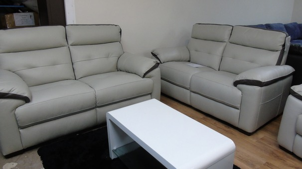 Le mans 2 seater and 2 seater stone hide £1499 (SUPERSTORE)
