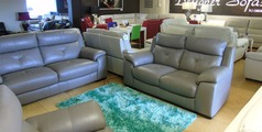 Strasbourg 3 seater and 2 seater granite  £1999 (SUPERSTORE)  - Click for more details
