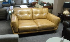 Cadiz 2 seater sofa £699 tan (SUPERSTORE) - Click for more details