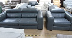 Bellini electric recliner 3 seater and 1 chair £1499  (SUPERSTORE) - Click for more details
