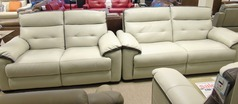 Le Mans 3 seater and 2 seater with taupe trim £2099 (SUPERSTORE) - Click for more details