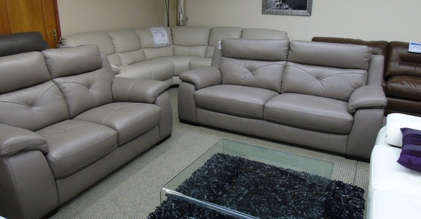 Strasbourg 3 seater and 2 seater granite  £1999 (SWANSEA)