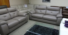 Strasbourg 3 seater and 2 seater granite  £1999 (SWANSEA)  - Click for more details