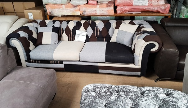 Chesterfield multi 3 seater £499 (SUPERSTORE)