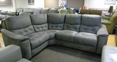Brighton corner grey fabric right arm facing £599 (SUPERSTORE) - Click for more details