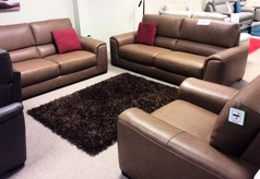 IMOLA 3 seater, 2 seater and electric recliner chair £3499 ( CARDIFF SUPERSTORE) - Click for more details