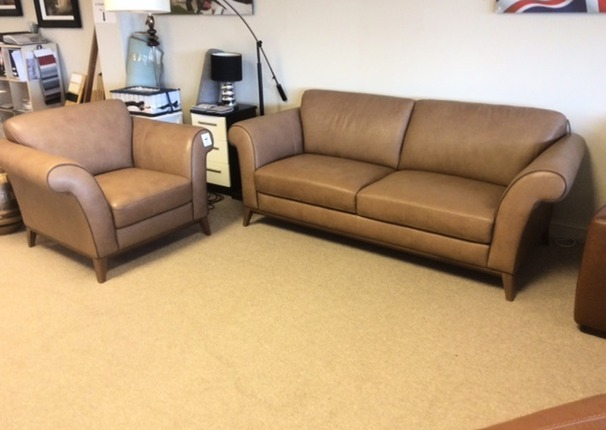 Lucca 3 seater and 2 chairs £2499 ( CARDIFF SUPERSTORE)