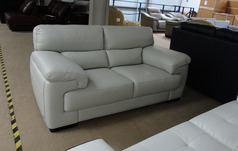 Rosa 2 seater sofa in stone £799 (SWANSEA SUPERSTORE) - Click for more details