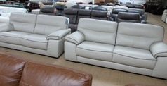 Napa 3 seater and 3 seater £1999 (SWANSEA SUPERSTORE) - Click for more details