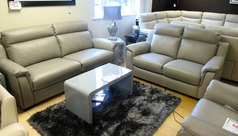 Cotswold 3 seater and 2 seater grey £1999 (SWANSEA SUPERSTORE) - Click for more details