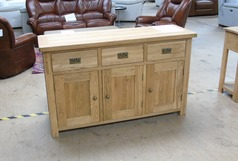 Three door sideboard £249 (SWANSEA SUPERSTORE) - Click for more details