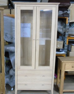 Light of display cabinet £275 (SWANSEA SUPERSTORE) - Click for more details