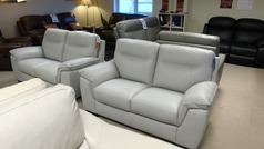 Valencia 2 seater and 2 seater grey £999 (CARDIFF SUPERSTORE) - Click for more details