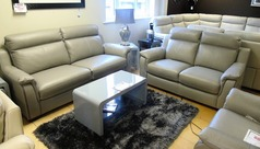 Cotswold 3 seater and 2 seater grey £1499 (SWANSEA SUPERSTORE) - Click for more details