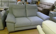 CALIA ROBEY 2 seater sofa fabric £499 (SWANSEA SUPERSTORE) - Click for more details