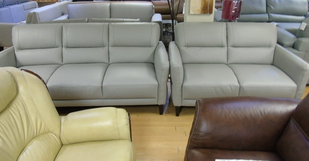 San Remo 3 seater and 2 seater grey  £1299 (CARDIFF SUPERSTORE)