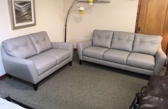 Savona 3 seater and 2 seater £1249 (SWANSEA LEATHER STORE) - Click for more details
