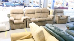 G Plan 3 seater and 2 chairs £399  - Click for more details