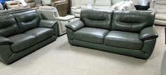 Santorini 3 seater and 2 seater grey £499 (SWANSEA SUPERSTORE) - Click for more details