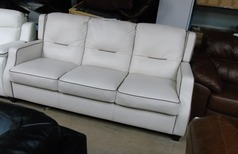 Golf 3 seater sofa cream £399 (SWANSEA SUPERSTORE) - Click for more details