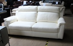 Cotswold 3 seater cream £399 (SWANSEA SUPERSTORE) - Click for more details