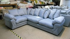 G range grey corner right arm  £599 (SWANSEA SUPERSTORE) - Click for more details