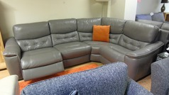 Brighton electric recliner Euro corner £999 (SWANSEA SUPERSTORE) - Click for more details