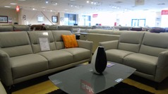 SAN REMO 3 seater and 2 seater grey £1249 (NEWPORT STORE) - Click for more details