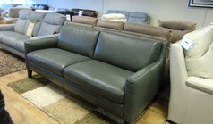 Ferrara 3 seater sofa dark grey £799 (CARDIFF SUPERSTORE) - Click for more details