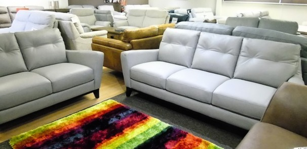 Savona 3 seater and 2 seater £1249 (CARDIFF SUPERSTORE STORE)