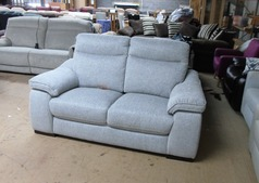 Marseille 2 seater grey £449 (SWANSEA SUPERSTORE) - Click for more details