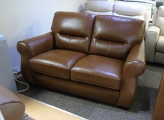 Mira 2 seater vintage tan £499 (SWANSEA SUPERSTORE) - Click for more details