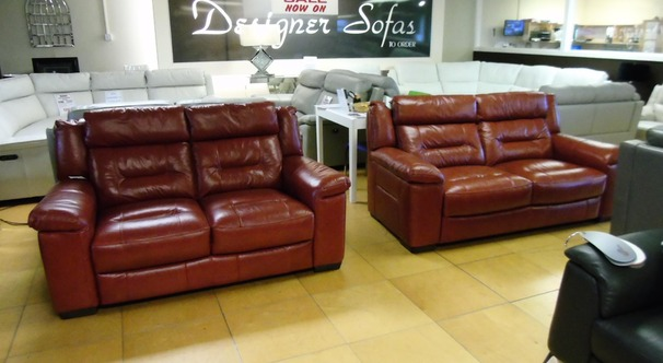 Somerset 3 seater and 2 seater £1799 (SWANSEA SUPERSTORE)