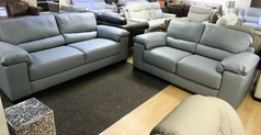 ANDRIA 3  seater and 2 seater grey £1999  - Click for more details