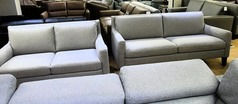 Ferrara 3 seater and 2 seater beige £999 (SWANSEA SUPERSTORE) - Click for more details