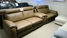 LATINA 3 seater and 2 seater sand £1399 (CARDIFF SUPERSTORE) - Click for more details