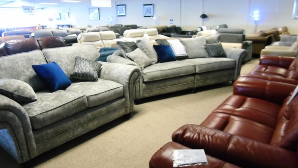 Arnage 4 seater and 2 seater grey £1349 (CARDIFF SUPERSTORE)